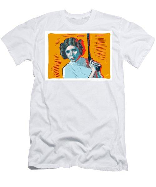 Princess Leia Men's T-Shirt (Athletic Fit)