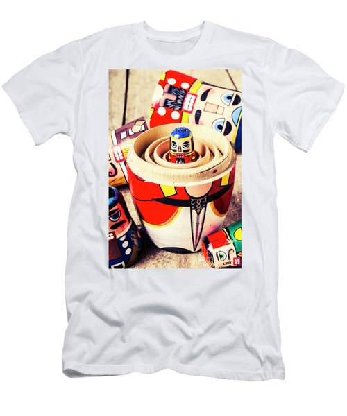Project Mkcontrol Men's T-Shirt (Athletic Fit)