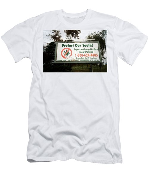 Protect Our Youth Men's T-Shirt (Athletic Fit)