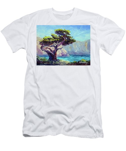 Pt. Lobos Beauty Men's T-Shirt (Athletic Fit)