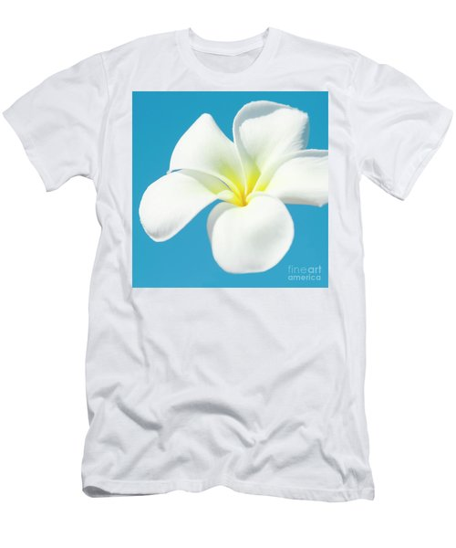 Pua Melia Pakahikahi Men's T-Shirt (Slim Fit) by Sharon Mau