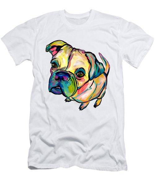 Pug Men's T-Shirt (Athletic Fit)