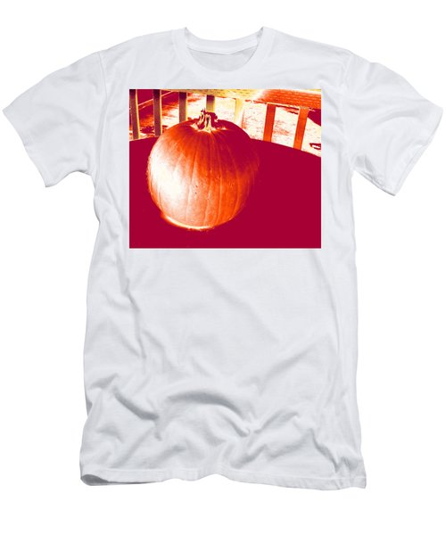 Pumpkin #1 Men's T-Shirt (Athletic Fit)