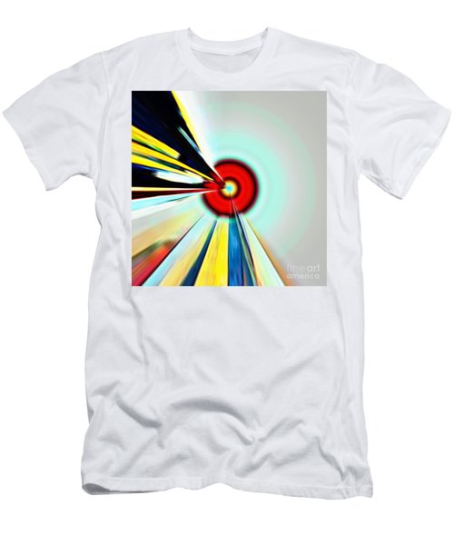 Farsighted  Men's T-Shirt (Athletic Fit)