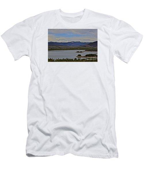 Pure Delight Colorado Men's T-Shirt (Athletic Fit)