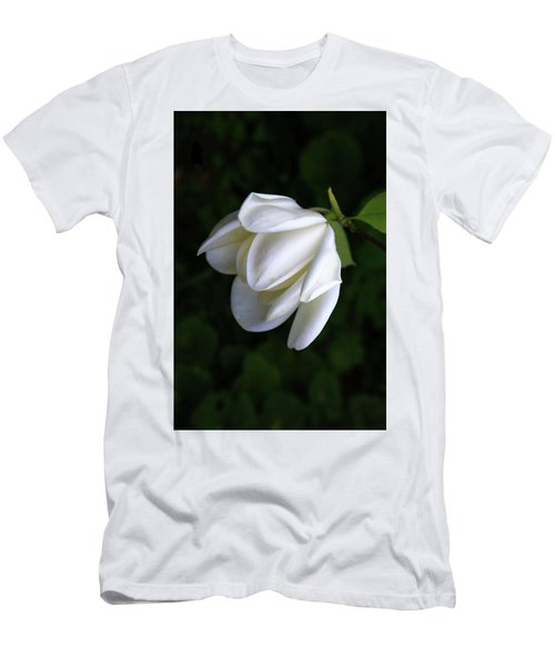 Purity In White Men's T-Shirt (Athletic Fit)