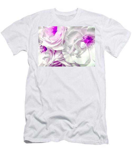 Purple Essence Men's T-Shirt (Athletic Fit)