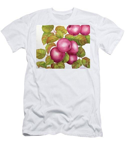 Purple Variety Men's T-Shirt (Athletic Fit)