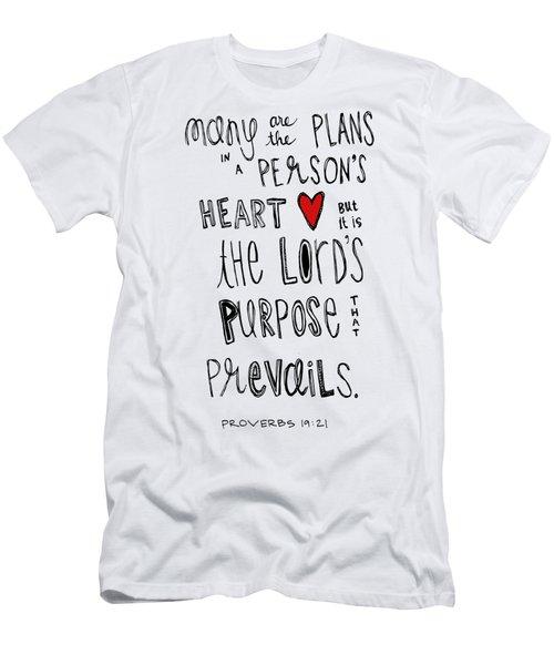 Purpose Men's T-Shirt (Athletic Fit)