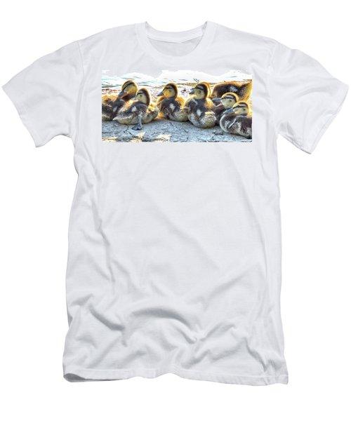 Quacklings Men's T-Shirt (Athletic Fit)
