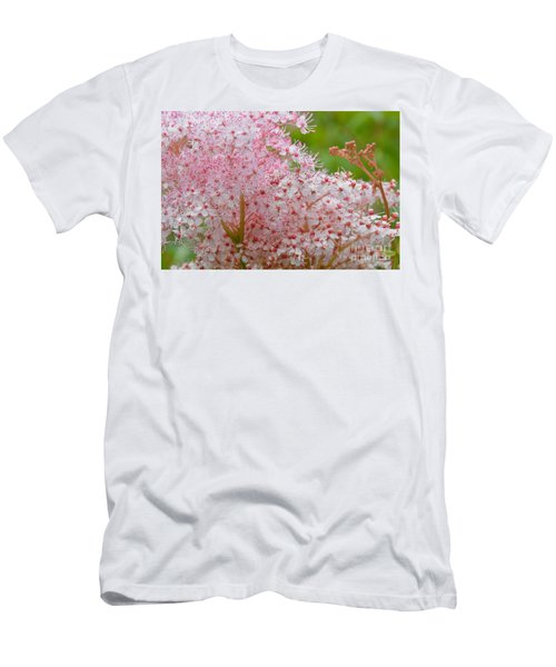 Queen Of The Prairie Nature Art Men's T-Shirt (Athletic Fit)
