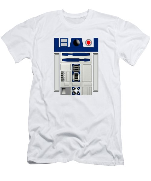 R2d2 Men's T-Shirt (Athletic Fit)