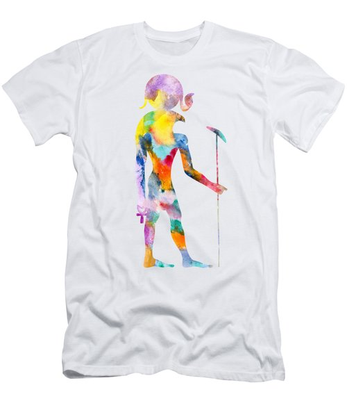 Ra - God Of Ancient Egypt Men's T-Shirt (Athletic Fit)