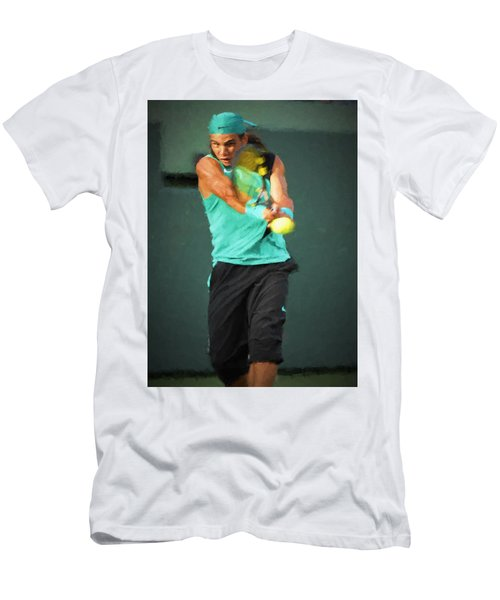 Rafael Nadal Men's T-Shirt (Athletic Fit)