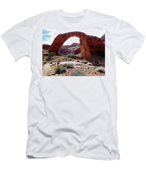 Rainbow Bridge National Monument Men's T-Shirt (Athletic Fit)