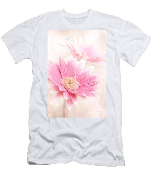 Raining Petals Men's T-Shirt (Athletic Fit)
