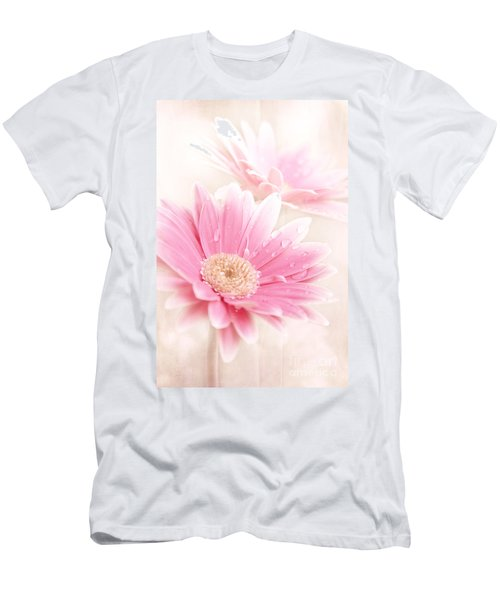 Raining Petals Men's T-Shirt (Athletic Fit)