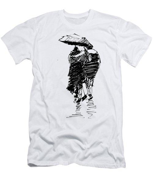 Rainy Day 1 Men's T-Shirt (Athletic Fit)