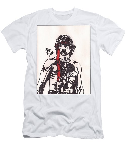Rambo First Blood Part II Men's T-Shirt (Athletic Fit)