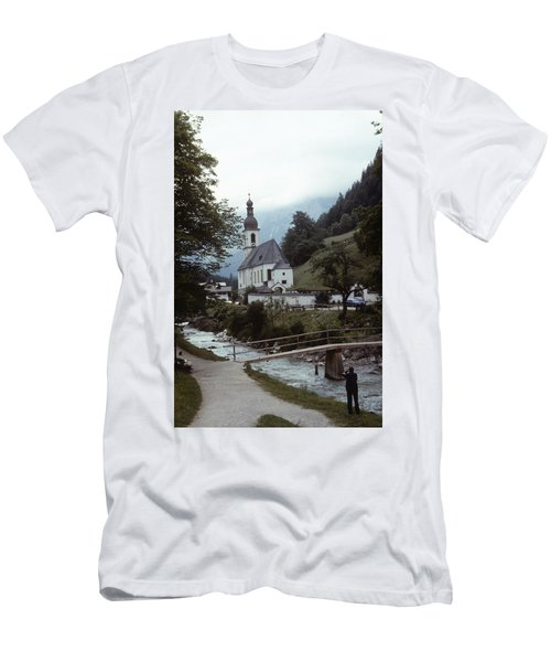 Ramsau Church Men's T-Shirt (Athletic Fit)