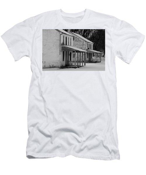 Rangers Quarters Men's T-Shirt (Athletic Fit)