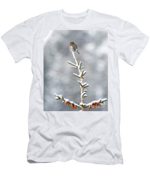 Reaching For The Heavens Men's T-Shirt (Athletic Fit)