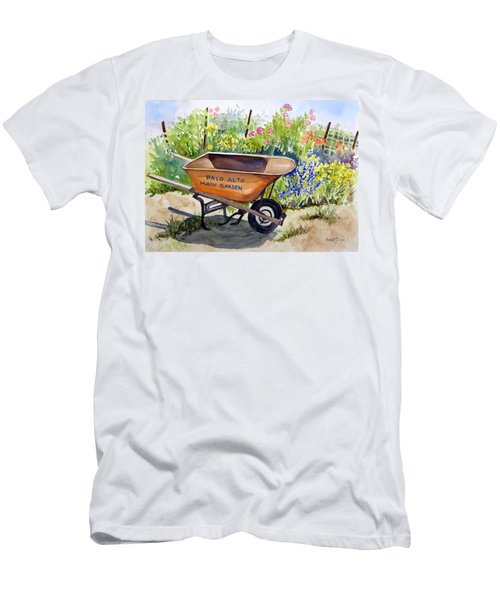Ready At The Main Garden Men's T-Shirt (Athletic Fit)