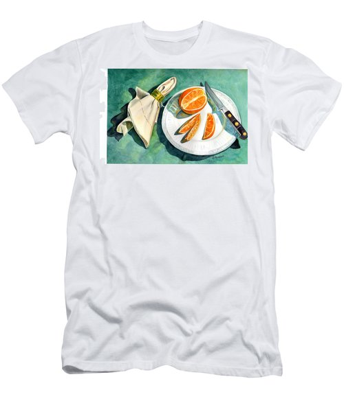 Ready For A Snack Men's T-Shirt (Athletic Fit)