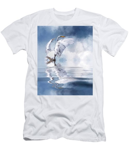 Ready For Take Off Men's T-Shirt (Slim Fit) by Cyndy Doty
