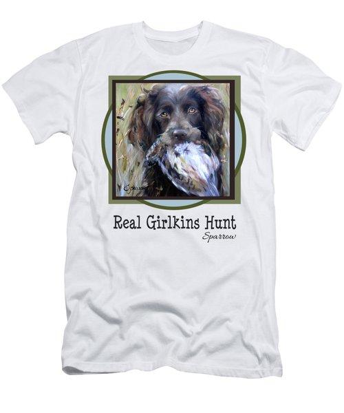 Real Girlkins Hunt Men's T-Shirt (Athletic Fit)