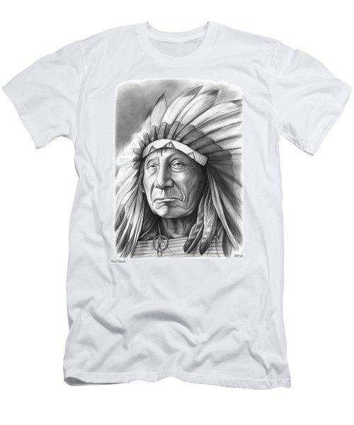 Red Cloud Men's T-Shirt (Athletic Fit)
