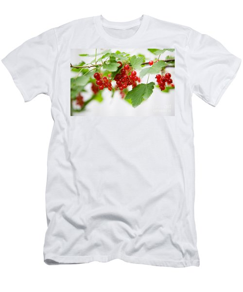 Red Currant Men's T-Shirt (Athletic Fit)