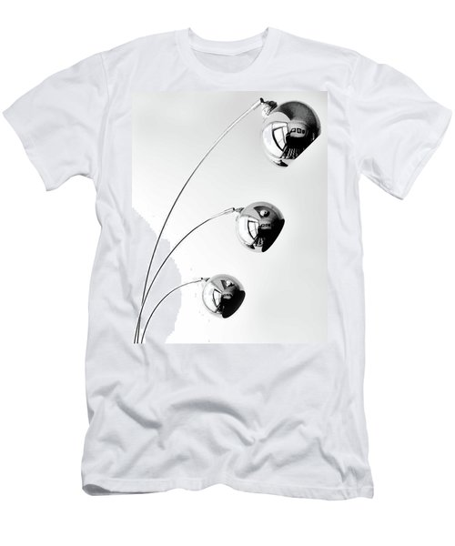 Reflection And Refraction 2 Men's T-Shirt (Slim Fit) by Alex Galkin