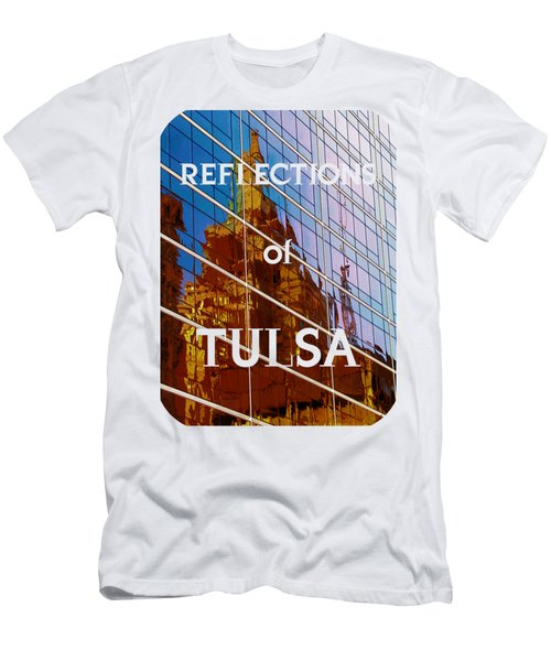 Reflection Of The Past - Tulsa Men's T-Shirt (Athletic Fit)