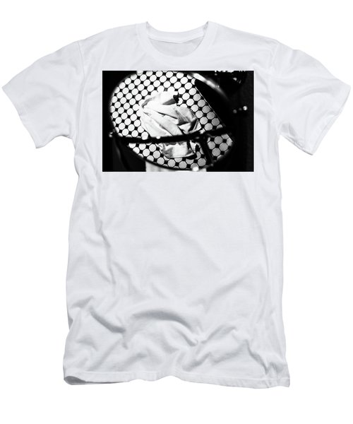 Reflection Of Towel In Mirror Men's T-Shirt (Athletic Fit)
