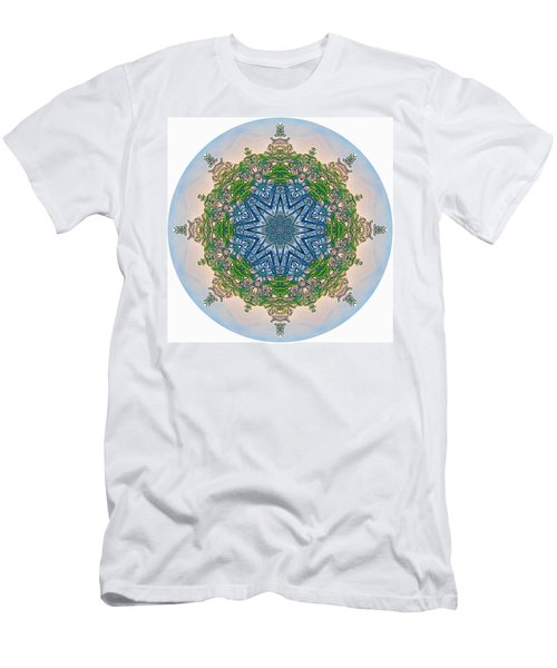Reflections Of Life Mandala 2 Men's T-Shirt (Athletic Fit)