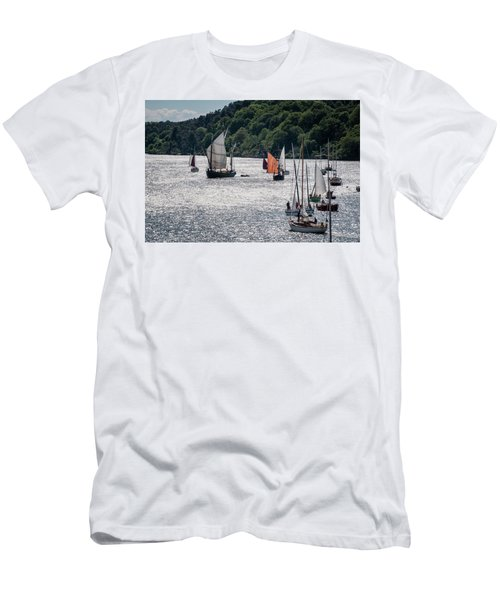 Regatta Time Men's T-Shirt (Athletic Fit)