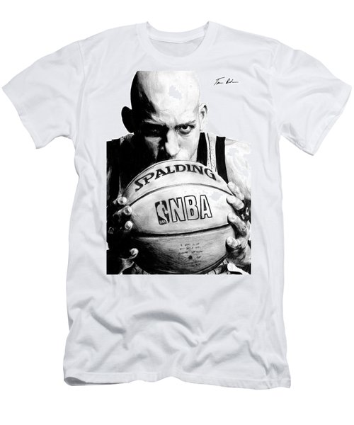 Reggie Miller Men's T-Shirt (Athletic Fit)