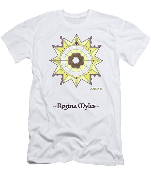Regina Soul Portrait Men's T-Shirt (Athletic Fit)