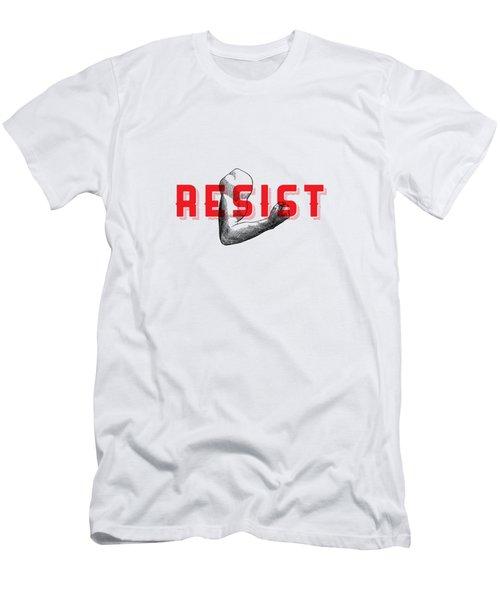 Reisist Arm Tee Men's T-Shirt (Athletic Fit)