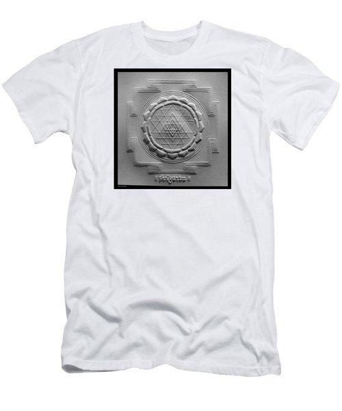 Relief Shree Yantra Men's T-Shirt (Athletic Fit)