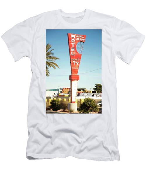 Remnants Of Vintage Vegas Men's T-Shirt (Athletic Fit)