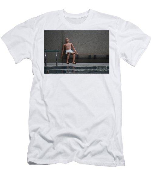 Rescue Dummy Men's T-Shirt (Athletic Fit)