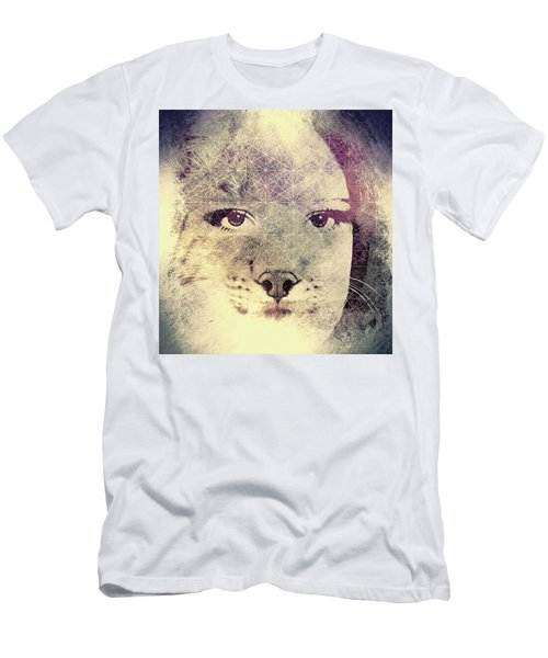 Resistance Of The Pussy Cat Men's T-Shirt (Athletic Fit)