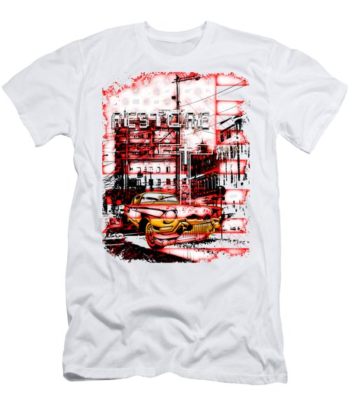 Restore Men's T-Shirt (Athletic Fit)