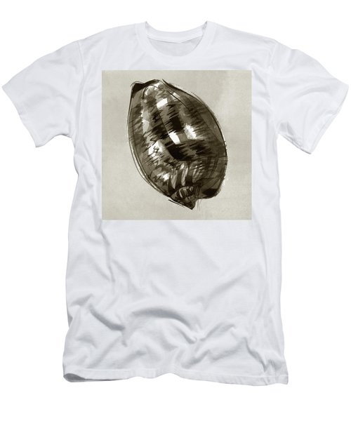 Reticulated Cowrie Men's T-Shirt (Athletic Fit)