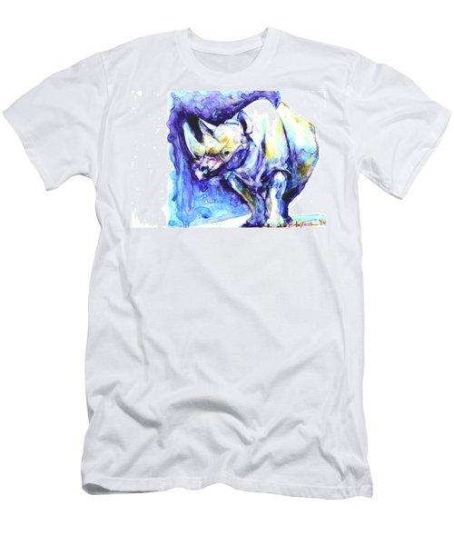 Rhi-no You D'n't Men's T-Shirt (Athletic Fit)