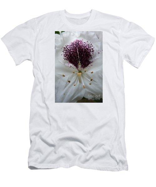 Rhododendron 2 Men's T-Shirt (Slim Fit) by Jean Bernard Roussilhe