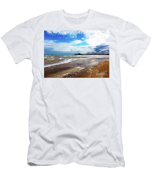 Rimini After The Storm Men's T-Shirt (Athletic Fit)