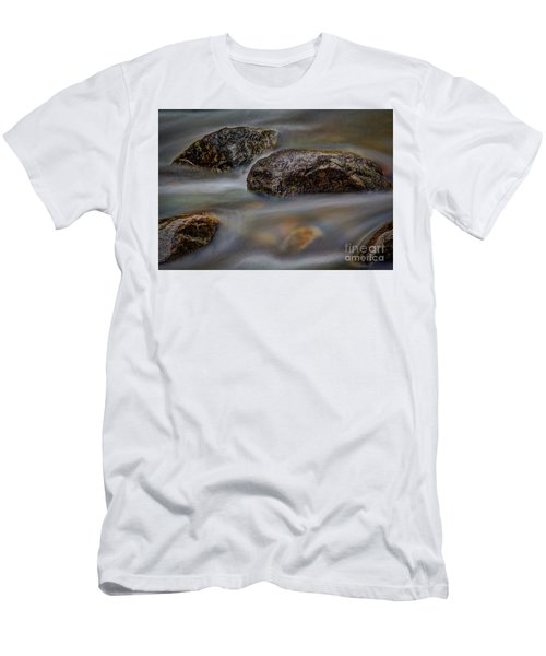River Magic 2 Men's T-Shirt (Slim Fit) by Douglas Stucky